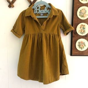 Old Navy • Autumn Corduroy Dress